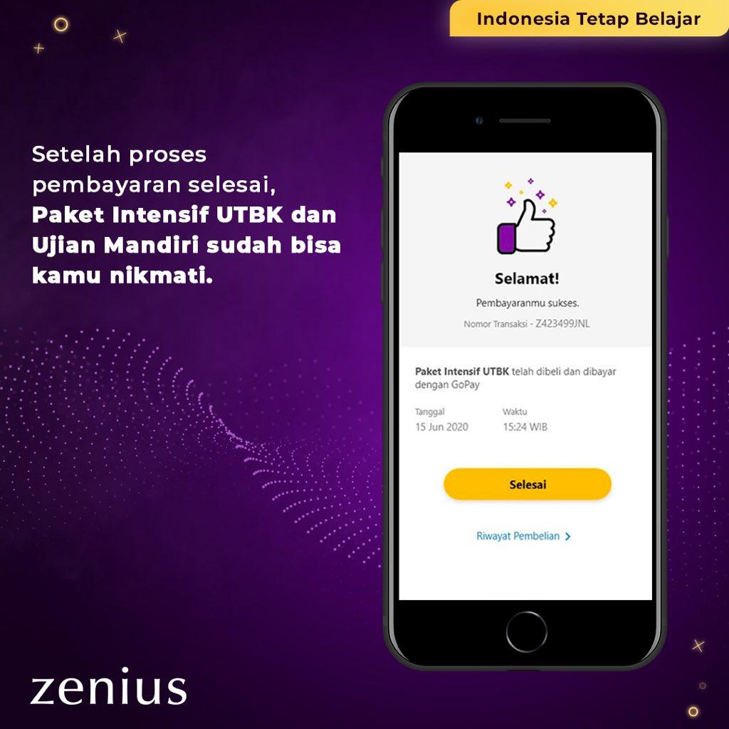 Zenius Education On Twitter Dapetin Diskon 65 20 Dengan Kode Promo Booknow Pembelian Dengan Kode Promo Ini Hanya Bisa Digunakan Di Zenius App Versi Android Promo Ini Berlaku Buat Kamu Yang