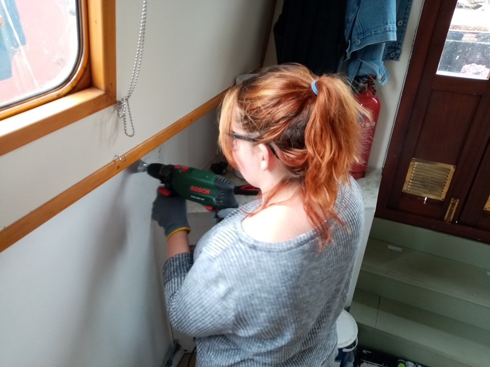"""test Twitter Media - """"I'm grateful for the opportunity to get in some DIY practice. I love a good power tool!"""" - Leonie, Business Branding and Skills Advisor https://t.co/GB8FsOJcfg"""