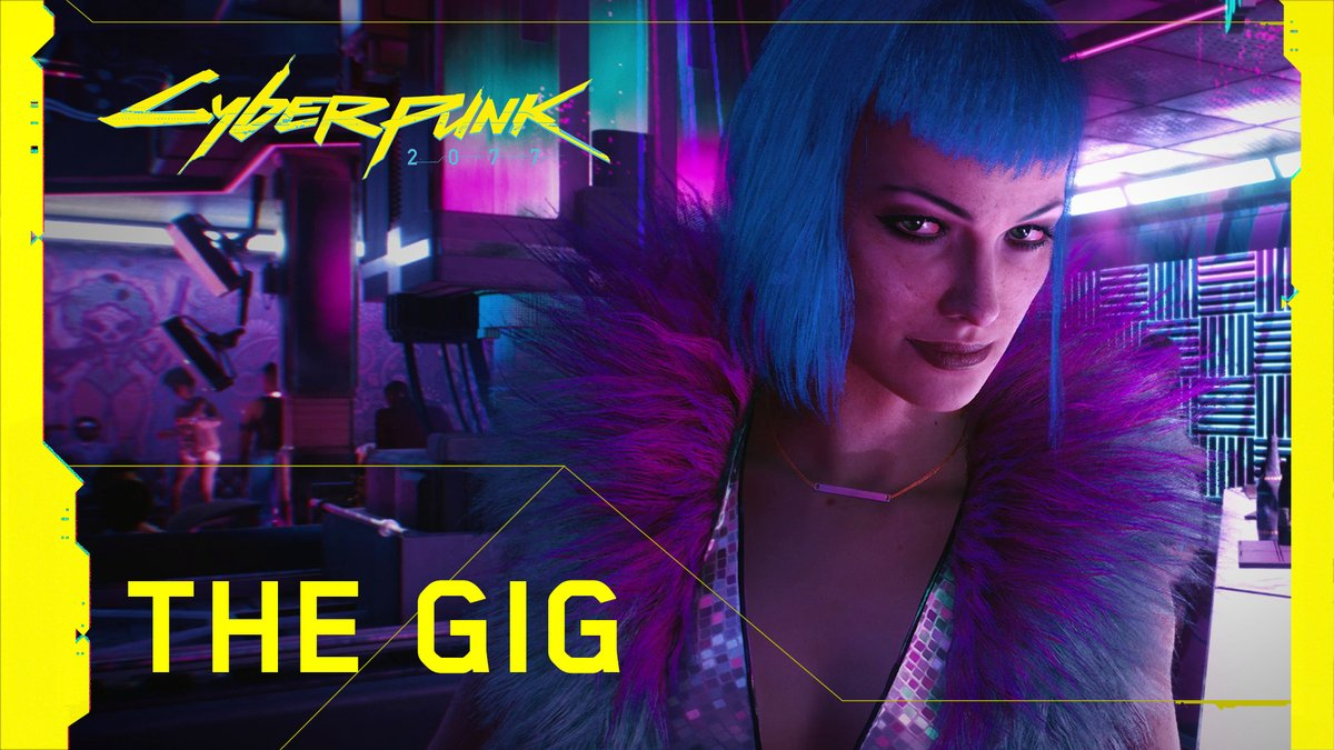 Legends are born in Night City.  November 19  #Cyberpunk2077 https://t.co/FoDQJVk96h