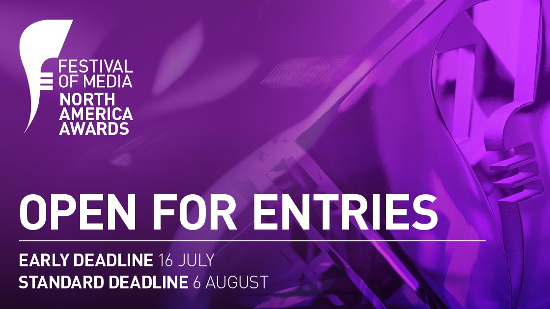 FOMNA awards is now open for entries. Celebrating the very best work in North America, with new categories such as Best Campaign led by an Independent Agency & Best Distribution and Amplification of Content. https://t.co/ekFjDh8sAA https://t.co/avaNlDR2VP