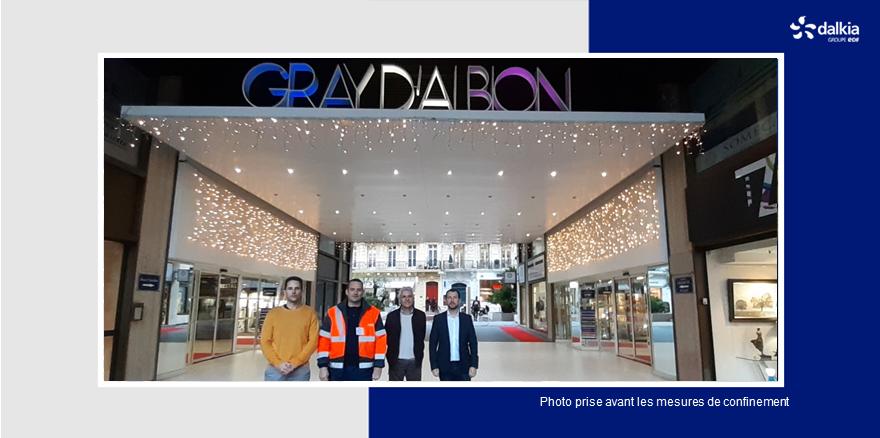 [À LIRE] Grâce à un contrat de #PerformanceEnergétique avec @CITYAimmobilier, nos équipes assurent la maintenance multitechnique du Gray d'Albion à #Cannes avec un engagement de -15 % sur la facture énergétique des logements & commerces concernés 👉 https://t.co/5y6kRYotsH https://t.co/l3jmJhOP1V