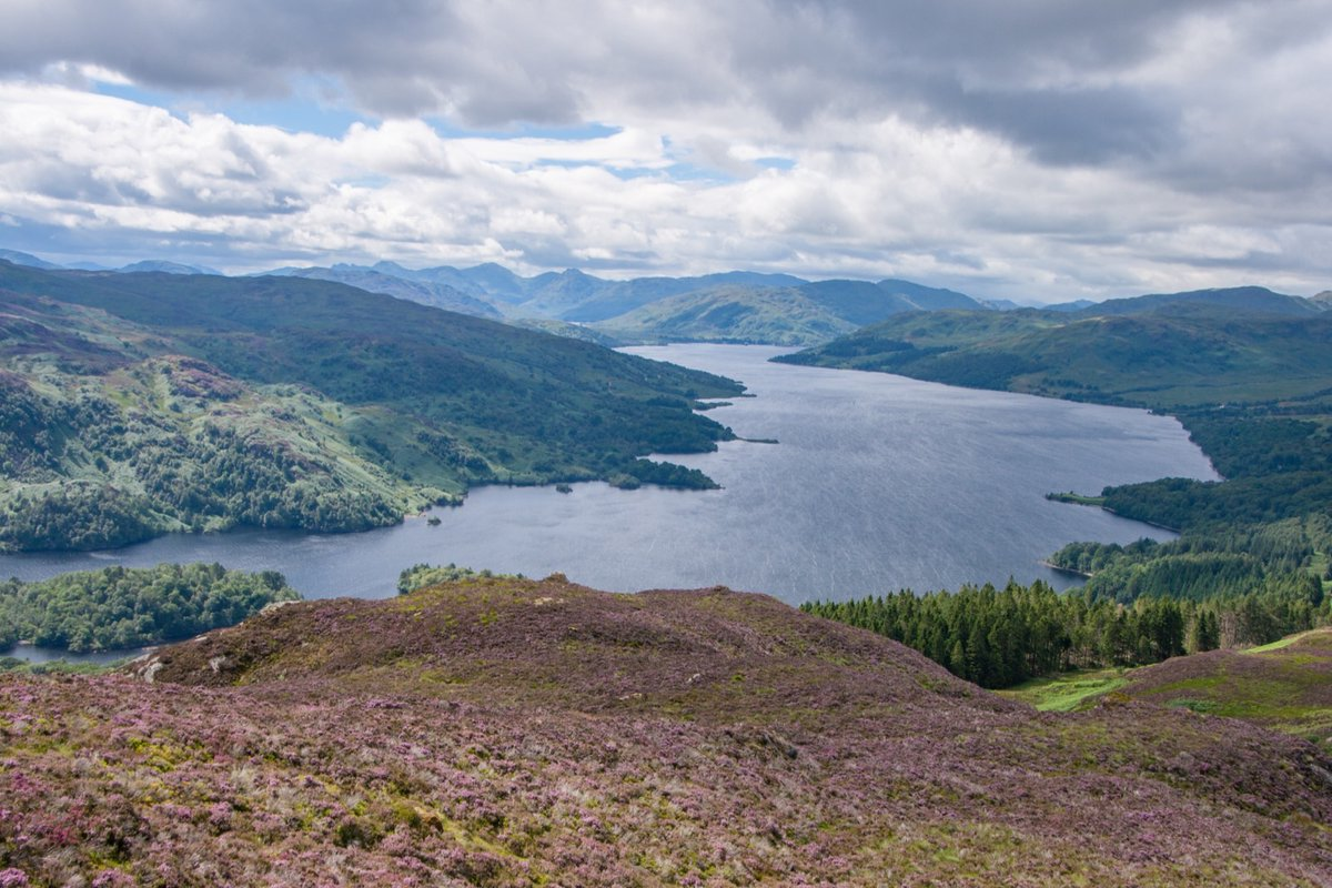 Missing the #hills a bit at the moment so here are some photos from a #walk up Ben A'an in #Perthshire 4 years ago. Only 461m tall but rises high above #LochKatrine with fantastic #views over the loch.  #BenAan #mountain #mountains #горы #Berge #montagnes #ScotlandIsNowpic.twitter.com/tdauwadO0t