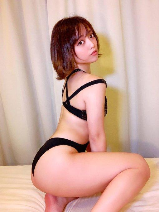 グラビアアイドル石川あんなのTwitter自撮りエロ画像54