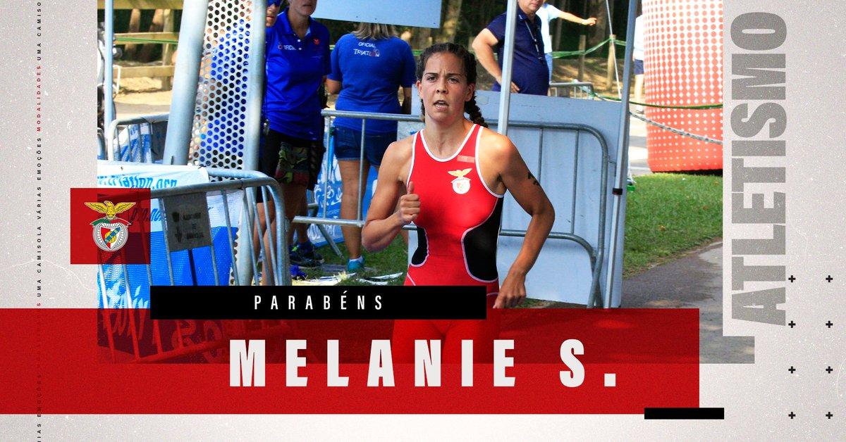 🎉 🎂 Feliz aniversário, Melanie Santos!   #SoHáUmBenfica https://t.co/6dVOy6ZmgV