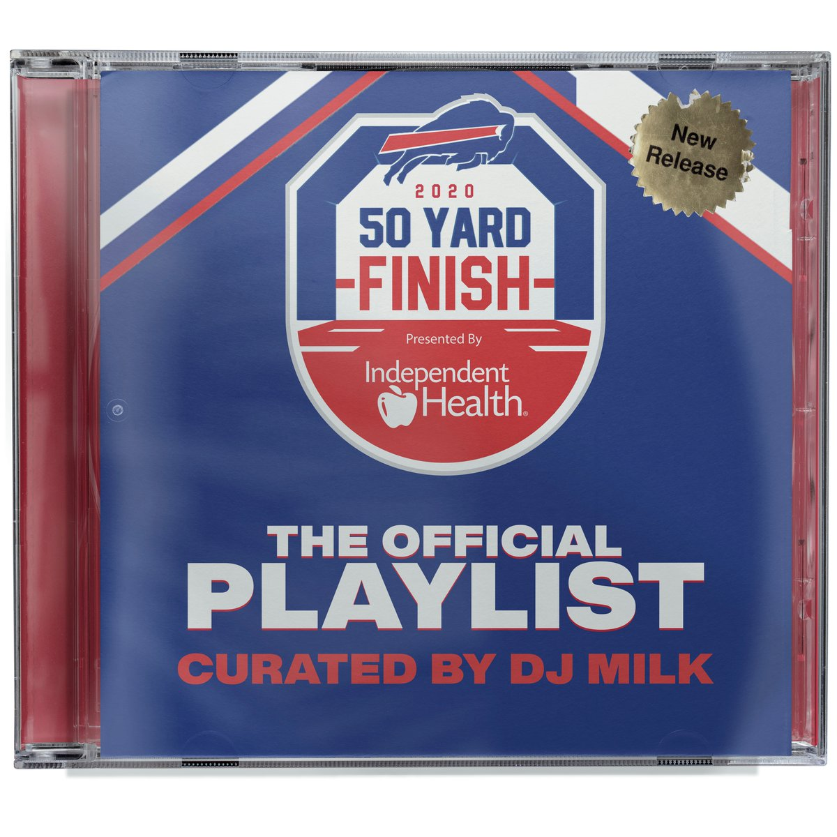 From @DjMilkBuffalo's studio to your headphones.  Download the official #50YardFinish playlist: https://t.co/RrfCLMMUwT https://t.co/jV9SgGsYZN