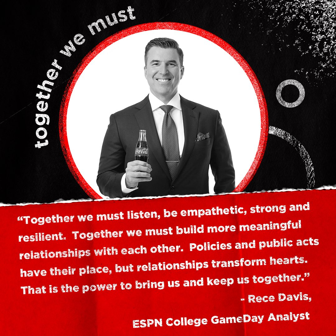 Strong belief that we will all work together to improve.  #CokePartner  @cocacola https://t.co/MudpzOQIva