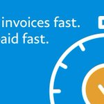 Image for the Tweet beginning: 76% of PayPal invoices are