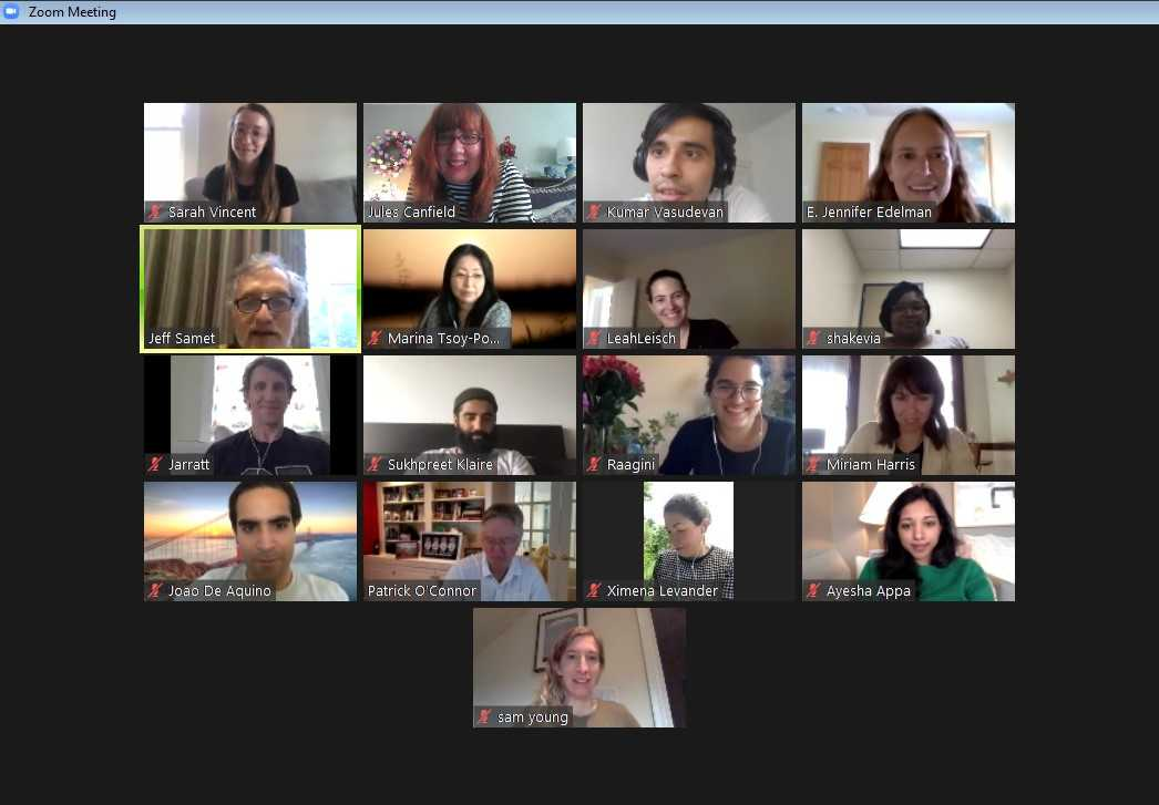 Missing y'all already - we must stay connected!!  Can't wait for (🤞🤞in person) @CPDDorg in Montreal next year