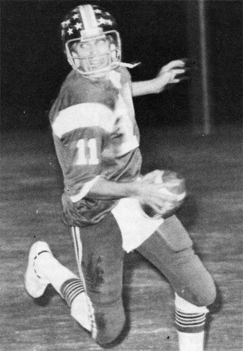 #TBT - Who's That Athlete?🤔 HINT: This former football quarterback is currently the general manager and president of football operations for the Denver Broncos. He played his freshman year at Pullman HS and his final three years at Granada Hills HS.  What's your guess?👇 https://t.co/5Dw4j8okAG