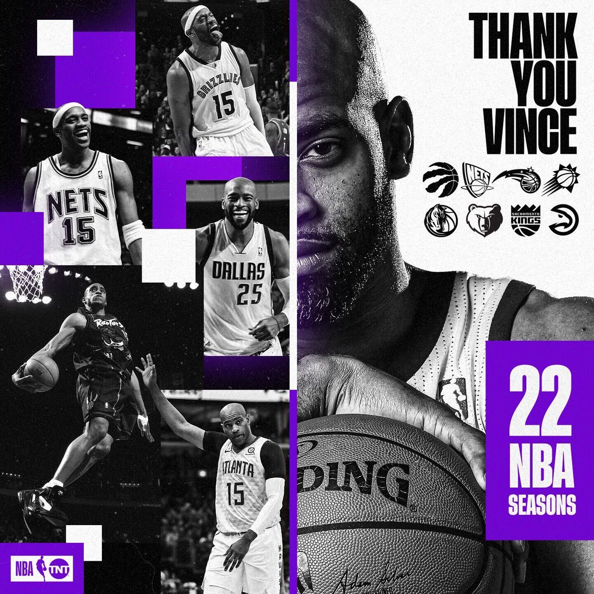 Four decades of Half-Man, Half-Amazing✈️  Thank You, @mrvincecarter15 https://t.co/SwHbGyZPq0