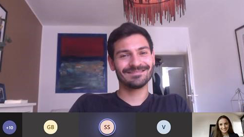 Last week we hosted the first #MBS Online #ExplorerWeek: 20 webinars, more than 16 hours online sessions and over 100 participants !🤩  One of our guests was Jonas Hummels, founder of @RippleWorx who shared great insights into his #MBA studies at MBS and his career path! https://t.co/X7E9XLlsNx