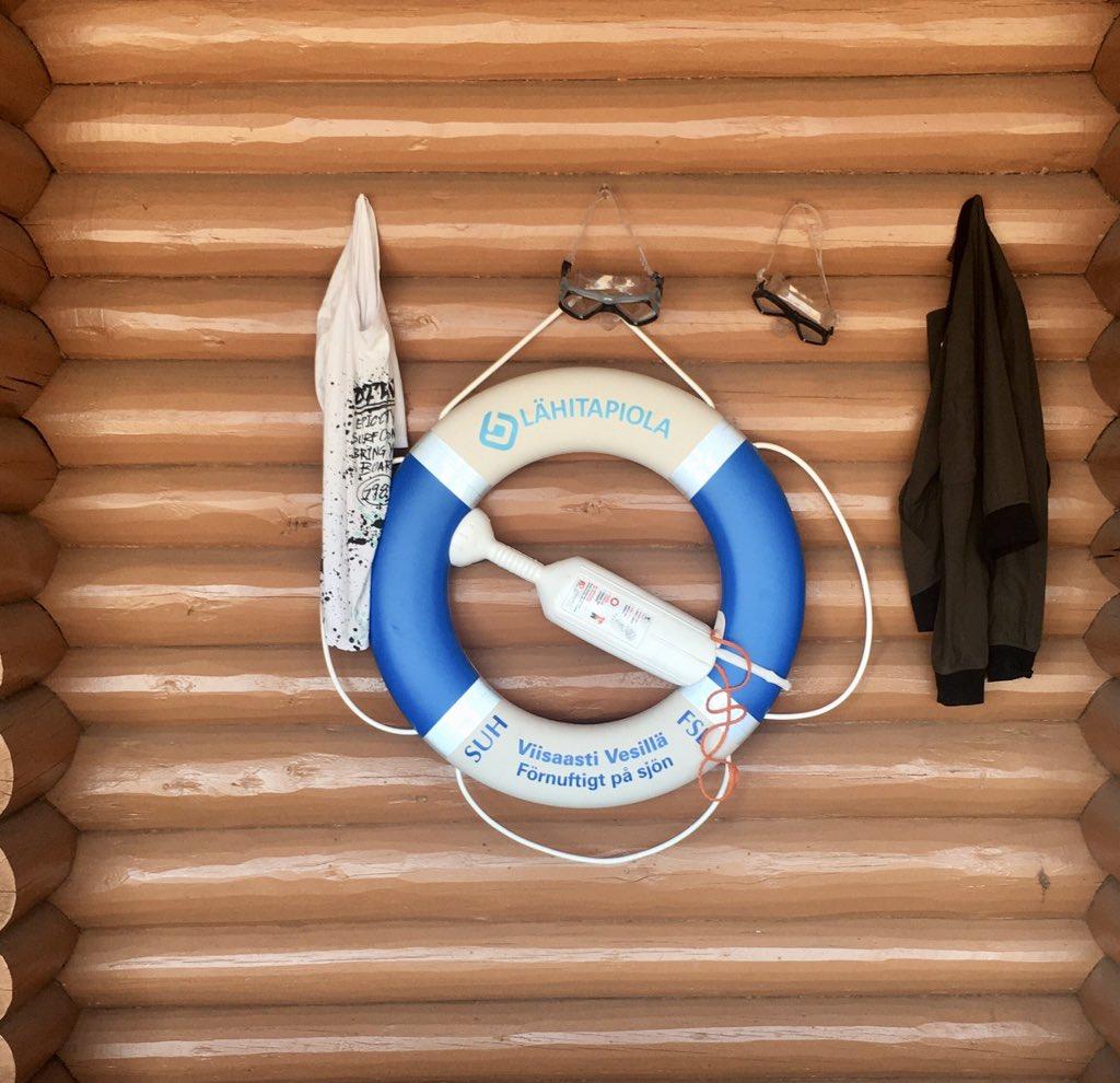 Uimapaikassa firman pelastusrengas #lähitapiola #kauhava @Lahi_Tapiola #elämänturvaaja #loma https://t.co/Lvlpkk1qbI