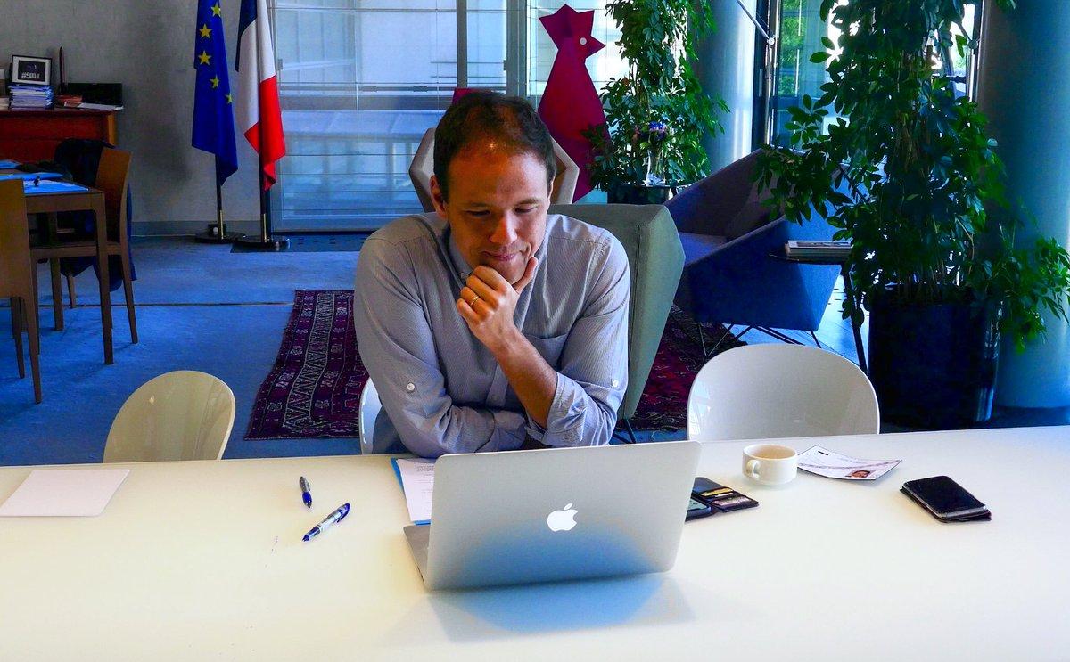 La compétitivité française dépend en grande partie de la reprise des investissements dans la #TransfoNum. Nous étions hier aux côtés de Cédric O, @Cigref @syntecnumerique et @TECHINFrance pour faire valoir les propositions de notre #PactePourLeNumérique 👉 https://t.co/sq9wfkx8Kl