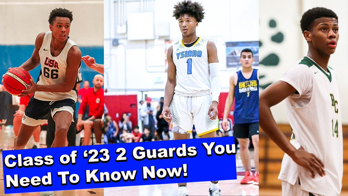 Six Class of '23 Shooting Guards to watch for now. Ft Dj Wagner, Simeon Wilcher, Rayvon Griffith, Mikey Williams, Isaiah West and Chris Lockett jr. https://t.co/iPtYRDdYiI https://t.co/3ItscgiF9J
