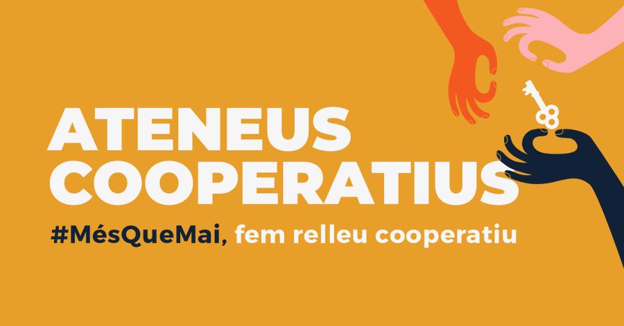 La Col·lectiva, juntament amb la resta d'Ateneus Cooperatius de Catalunya, i els seus cercles, compartim l'objectiu de promoure la continuïtat d'empreses properes al tancament i fent-lo des de projectes de cooperatives i col·lectius. Més info aquí: https://t.co/vtXekk4Y3N #ESS https://t.co/hKAQ2DyJMU