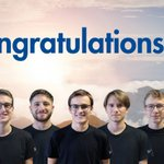 Image for the Tweet beginning: Congratulations to our apprentices on