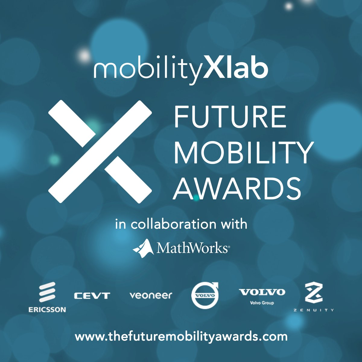 MobilityXlab is proud to announce the Future Mobility Awards in collaboration with @MathWorks. With these awards, we want to celebrate upcoming companies that bring new innovations to the industry. Are you one of them? Apply through https://t.co/jUWfOsXgzS by August 21st. https://t.co/1Y8SMLia87