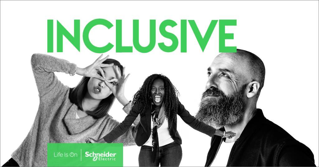 Schneider Electric inclusive