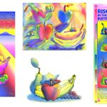 Image for the Tweet beginning: Today's RISO Artist Spotlight recognizes
