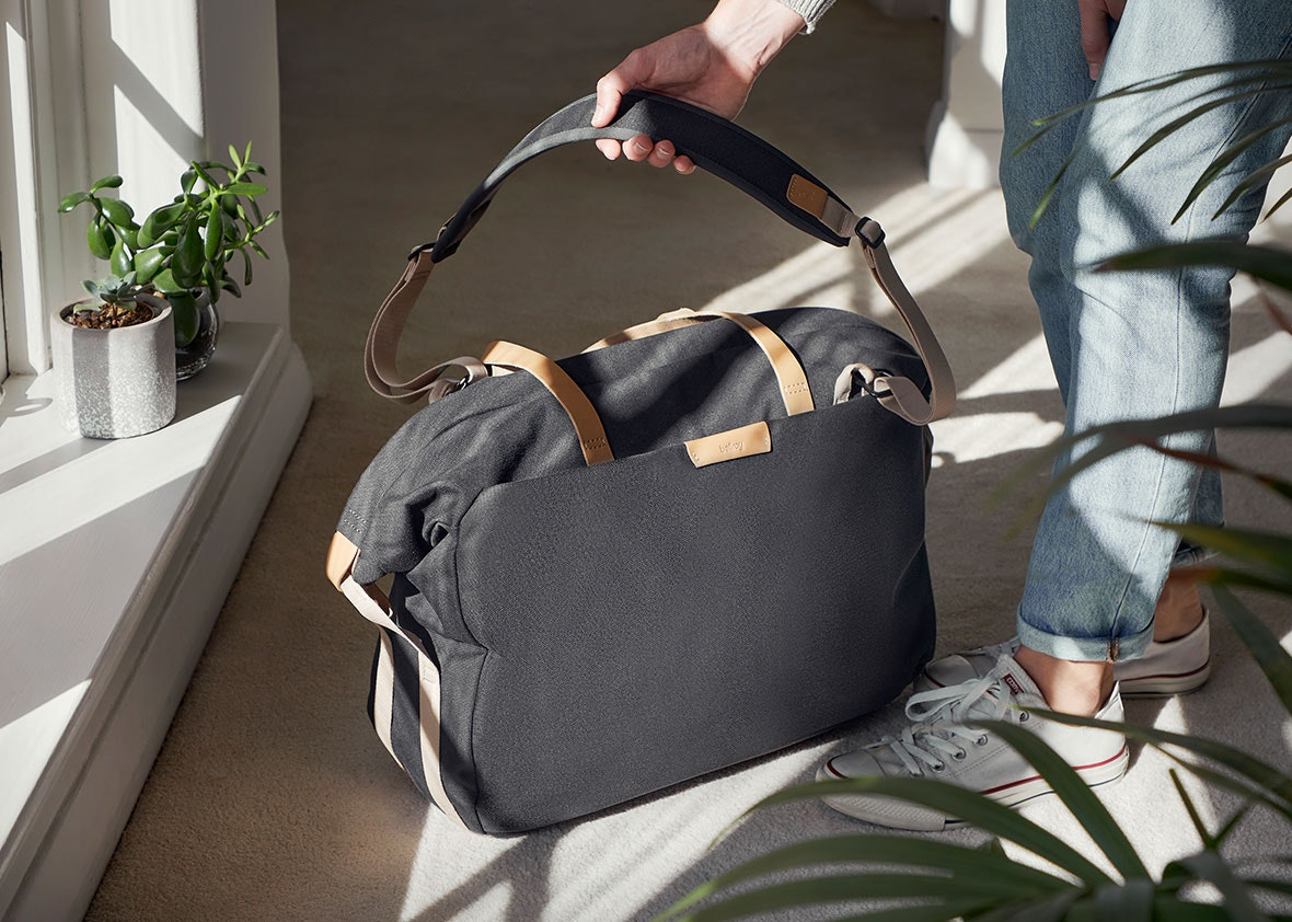Need a new, versatile carry now that travel is back on the agenda? They don't come much better than the Weekender Plus from the chaps at @Bellroy:  >> https://t.co/PuQ1m1XJCu << https://t.co/ODb1RcG8Xx