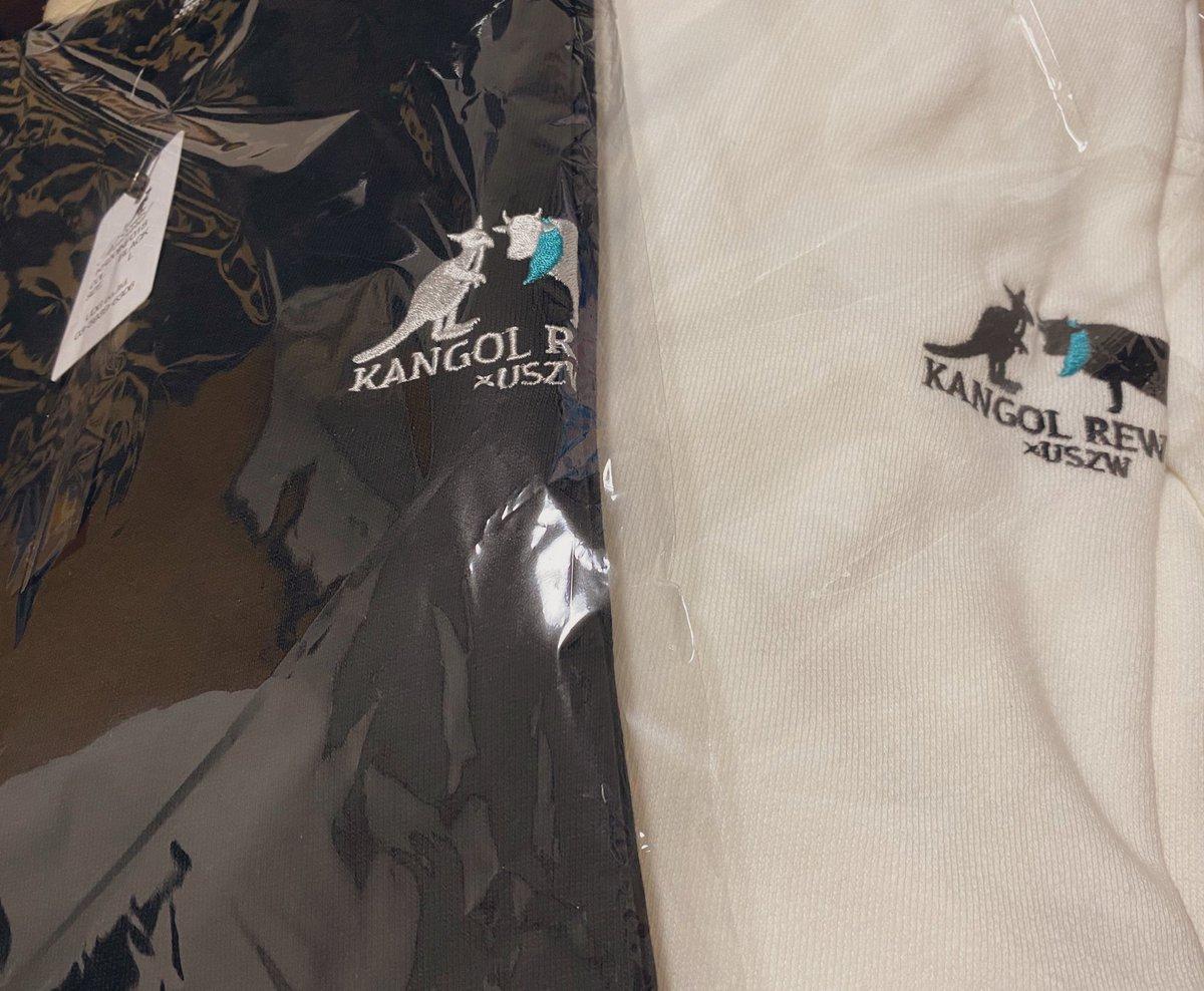 たまたま動画見て欲しいなって思ったから両方とも買わせて頂きましたぁ〜  サイズ感もバッチリでTシャツは明日から来て行きたいぐらい(仕事で新しい服下ろすのもなんか違う気がするだけやけど)  #KANGOLREWARD #KANGOL #カンゴールリワード #牛沢 https://t.co/eXqhyMKL4C