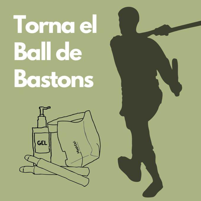 Torna el Ball de Bastons