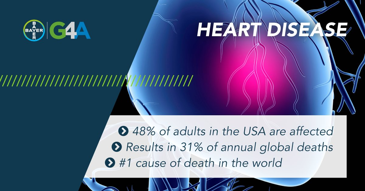 Did you know that #HeartDisease is the #1 cause of death in the world? That's a reason we're determined to find integrated care solutions by partnering with you. Learn about our Partnership Program challenges and how to apply 👉🏼https://t.co/NjdTjetRJ4 #DigitalHealth https://t.co/QKxC1sq0Ol