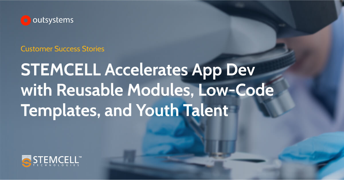 Bye-bye, backlogs 👋 Interchangeable #appdev practices have @STEMCELLTech primed for #agile innovation: https://t.co/ha97rlLydo https://t.co/ZJvIPga2QP