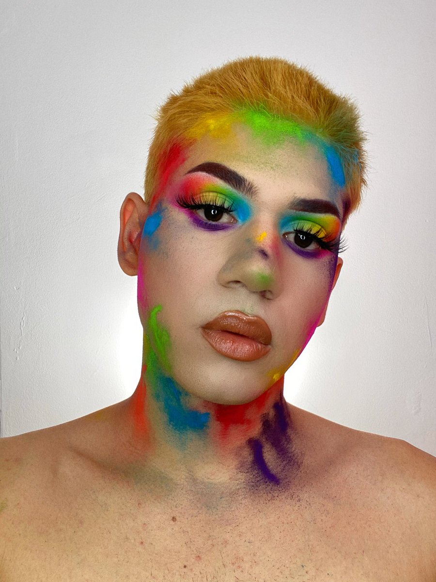 Happy pride   Life is full of options, loving you is not one of them, I have no control over that.  RE #PRIDE2020 #TheGloss #ColorStay #Lifeproof #revolution #revlon #abh #jeffreestarisoverparty #jeffreestarcosmetics #SIGMA #ABHBrows #anastasiapic.twitter.com/4Il36UMdqa