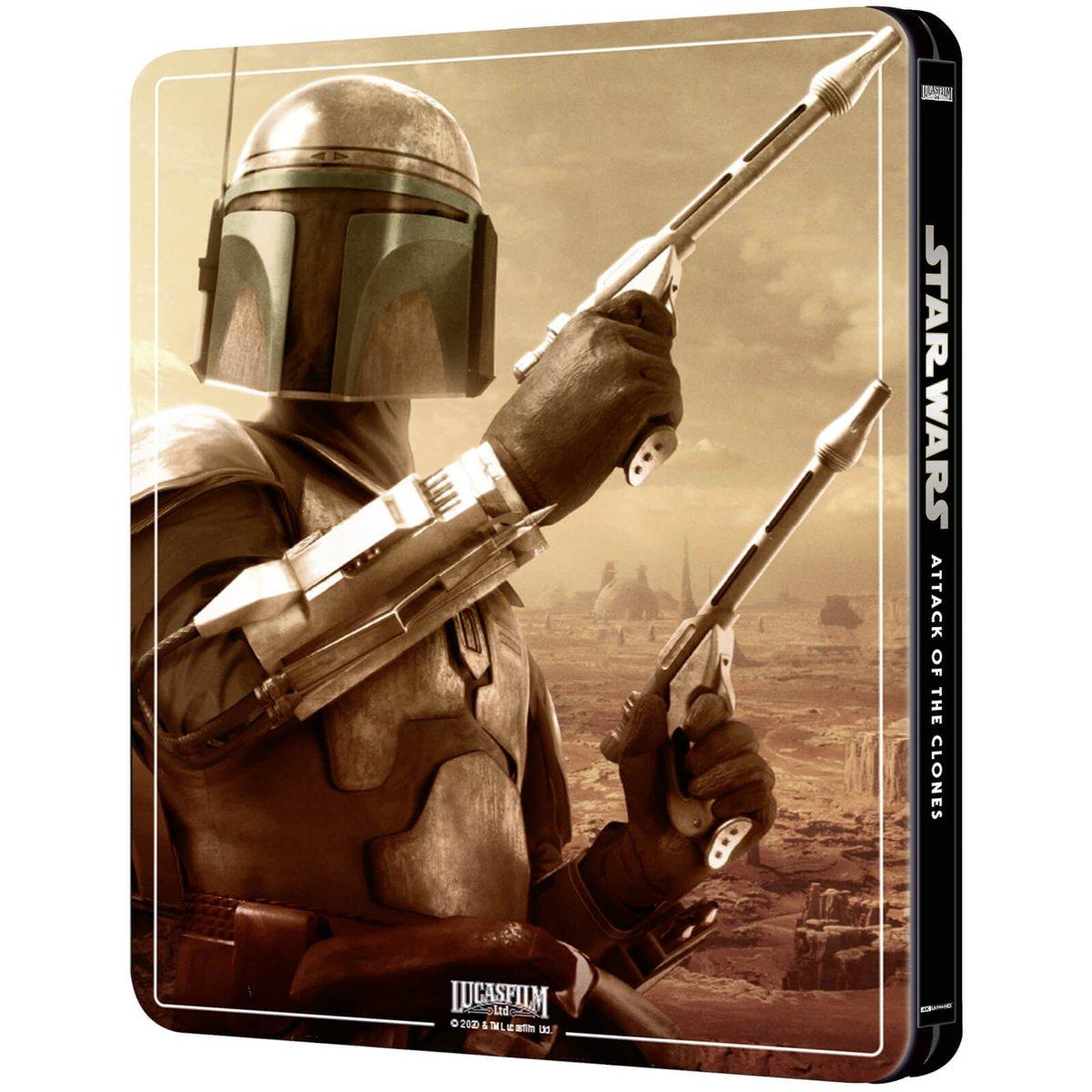 Ultra Hd Blu Ray On Twitter Star Wars Episode Iii Revenge Of The Sith 4k Ultra Hd Blu Ray Steelbook Edition 3 Discs Including Uhd Bd Https T Co U0qqddveux Https T Co Eg3qnlspyu