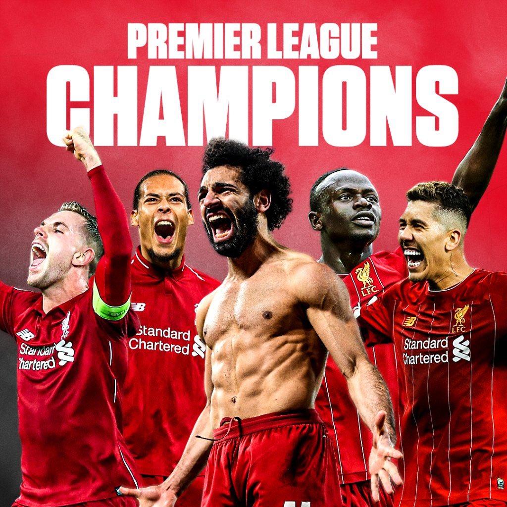 Liverpool 🏆 🥇 💪 https://t.co/x36hRdsOQB