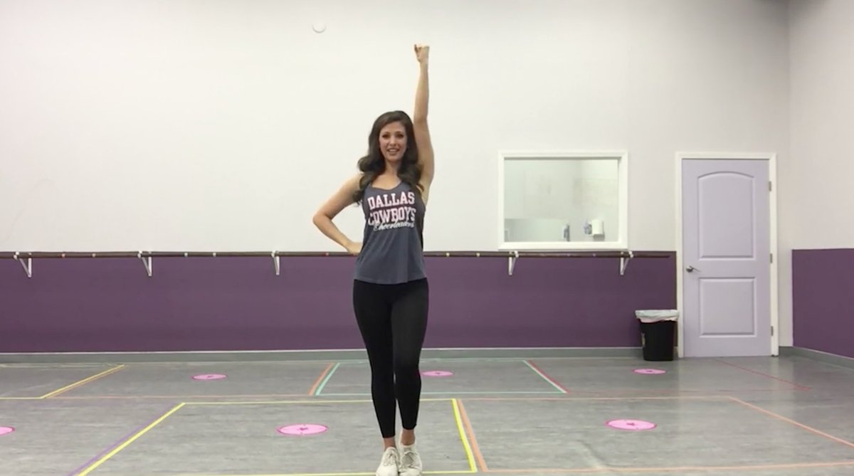 For all cheerleaders at home, learn a new chant with @DCC_Miranda!! ✨ This 10 minute video will go over main cheer motions and a chant we teach at our in-person camps!! Check out the full video #DCC Youth Academies Digital Series → bit.ly/2BdZE5c