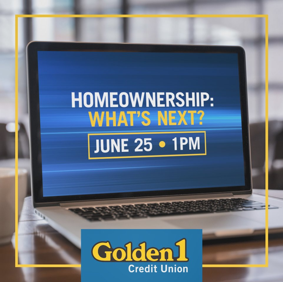 Our members are doing amazing things right now, like realizing their dreams of becoming first-time homebuyers. Join our Financial Education Team today at 1 P.M., as they help you explore the steps needed to prepare for home ownership. To sign up, visit: https://t.co/Gkyd2xXrR2 https://t.co/hYs4AaXQAd