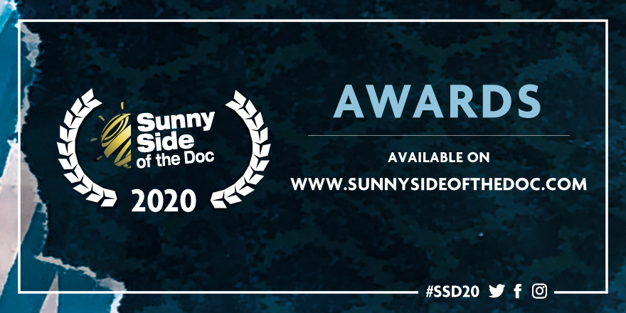 ◣ AWARD-WINNING PROJECTS◥   Find the full list of award-winning projects selected by our international jury on our official website ➤ https://www.sunnysideofthedoc.com/  See you there!    #AwardsCeremony #MEDIAprogEU #WeStandTogetherpic.twitter.com/I4WKpZ9YTL