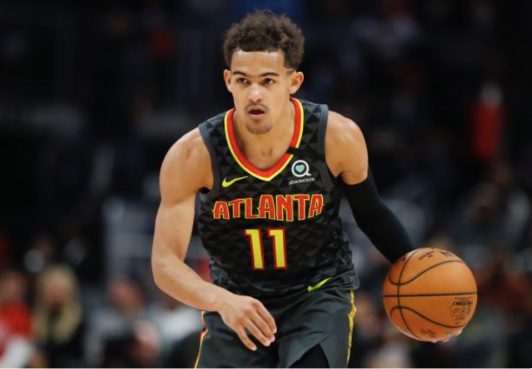Yahoo Sources: Atlanta Hawks star Trae Young severing ties with sports agency Octagon and will begin interviewing agents, but Klutch Sports appears the frontrunner. https://t.co/1d3bVKBTmS https://t.co/3RcY46EzOU