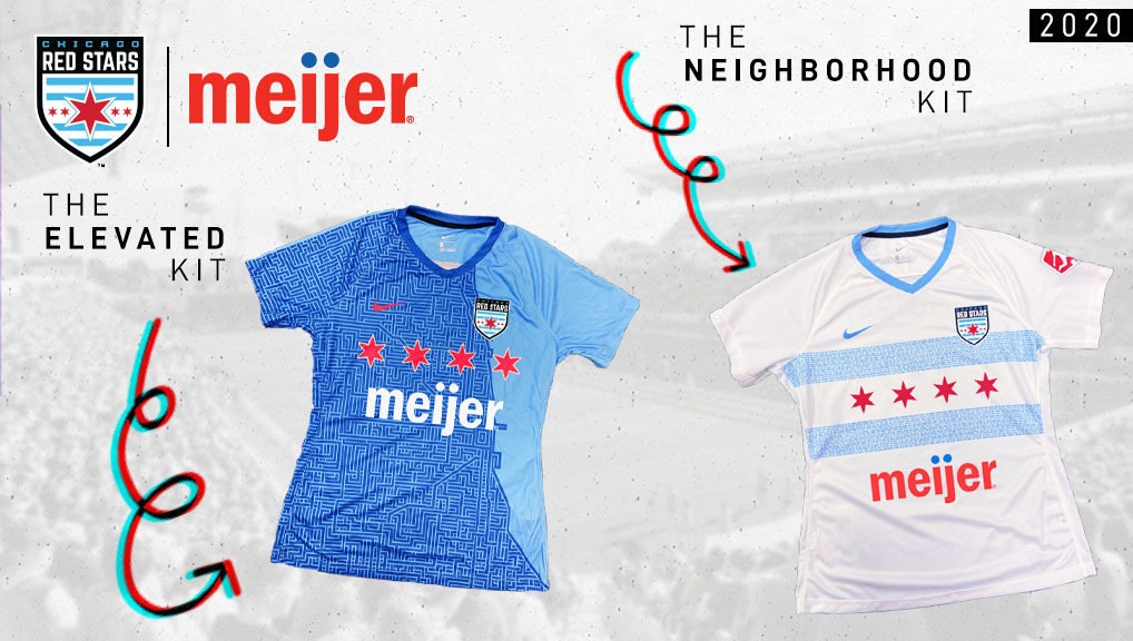 Meijer Announced as Front-Of-Jersey Sponsor for Chicago Red Stars  @meijer has been working tirelessly serving the community as an essential business. Now they're supporting the future of women's sports. We thank them & are proud to wear their brand.   🔗: https://t.co/rizlwUUobG https://t.co/7iezl6w4sa