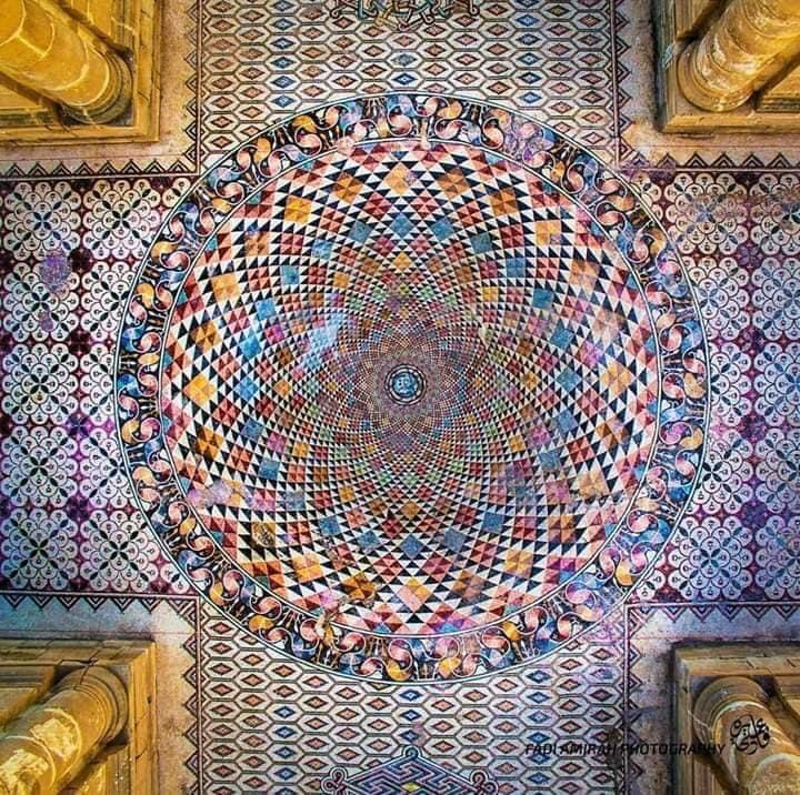 Jericho has one of the world's biggest mosaics. https://t.co/ZJqqFsu1tE