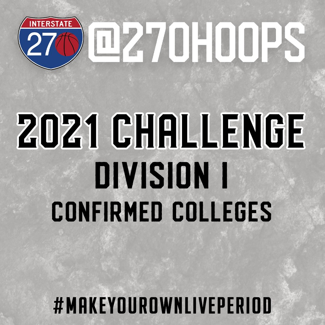 This Sunday is going to be LOADED with college coaches watching the best 2021 talent in Central Ohio during our livestreamed 5-on-5 event ‼️  We look forward to doing more events of this kind this summer to involve as many deserving players as possible from Central Ohio 🙏 https://t.co/hCAoeAXGYB
