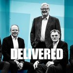 Image for the Tweet beginning: Delivered - Congratulations, Koenig &