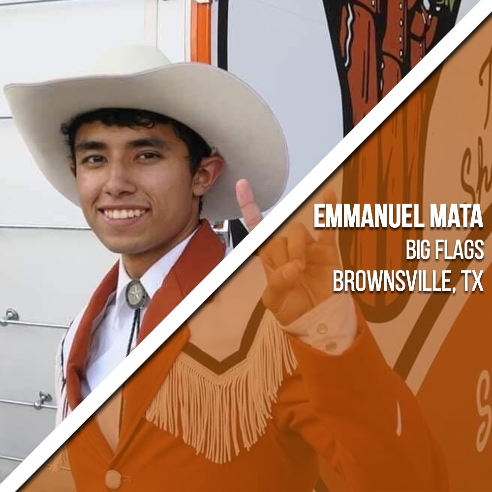 """My only regret was not joining my freshman year, where I could have had more time with LHB."" - Emmanuel Mata 🤘  #marchlhb #lhb #hookem #utorientation #longhornstateofmind #texasfight #ut24 #ut23 #ut22 #ut21 #ut20 #hookemhorns https://t.co/Rb3L9AJdPW"