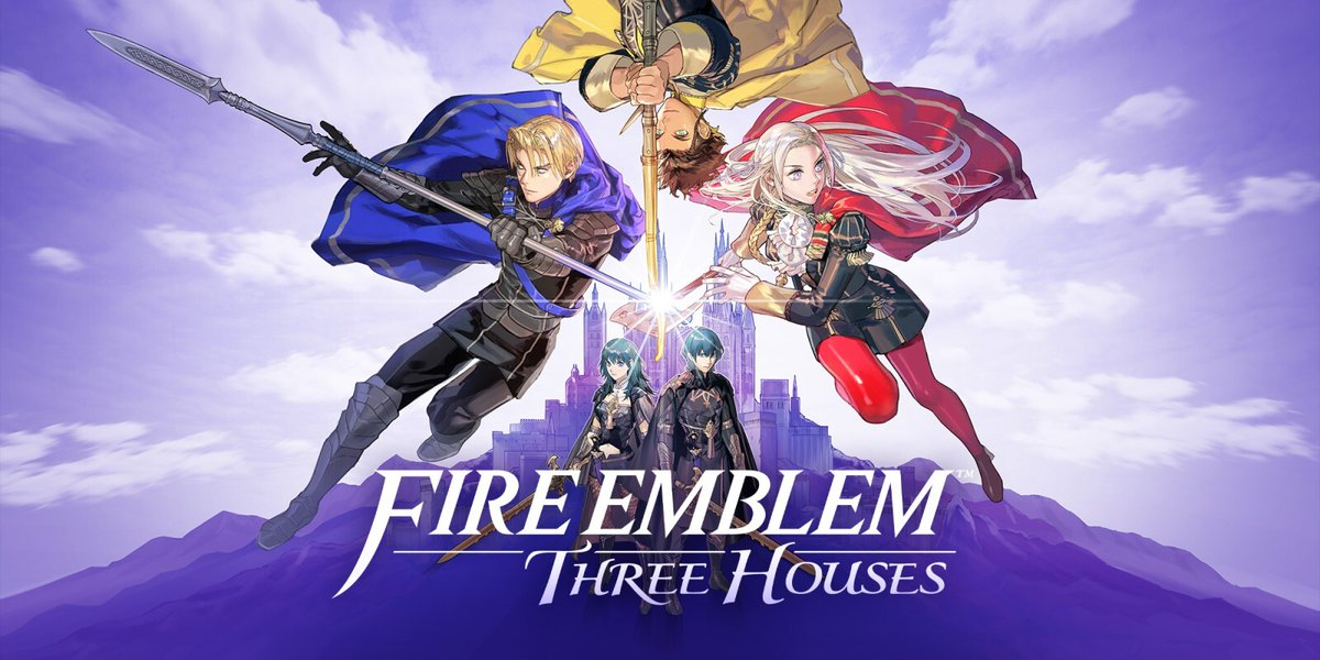 Fire Emblem: Three Houses is teaching me a lot about my own limits and #mentalhealth— says @ConfusedNarwhal Meg Eden on the #MAGESblog super.magfest.org/mages-blog/fir… #magfest #blog #MAGES #FireEmblem #FE3H