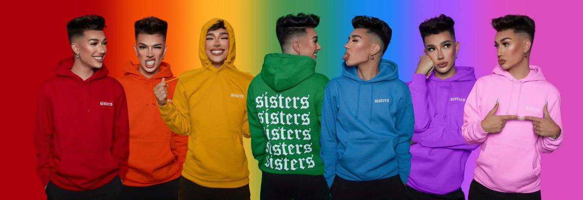 SISTERS APPAREL IS UP AND LIVE WITH EVERY SINGLE HOODIE IN STOCK! Shop now before your favorite color is gone!! sisters-apparel.com