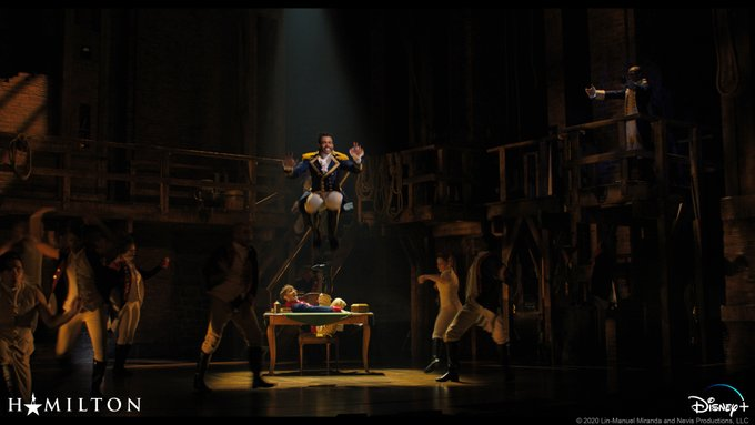 Review: Hamilton Arrives and Shines on Disney+ 2