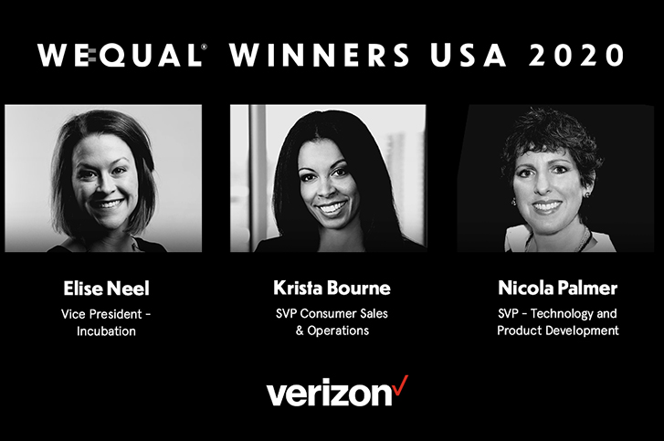 With all of the recent change, one thing remains a constant -- the need for great leaders. Congratulations Krista Bourne, Elise Neel and Nicola Palmer on being named WeQual Award winners for their outstanding career contributions. Learn more. #vzcareers https://t.co/FKc4FUwiZy https://t.co/zr6IFfD8Nq