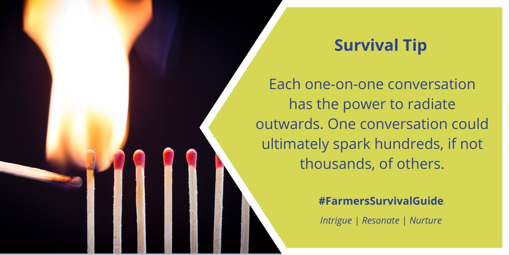 How well people retain the messages and information you're sharing with them all depends on how you present it. https://t.co/FvZjlBVNsI  #FSGtip #farmtoconsumerconvo #AgTwitter #CdnAg https://t.co/4ZyfEoCMsB