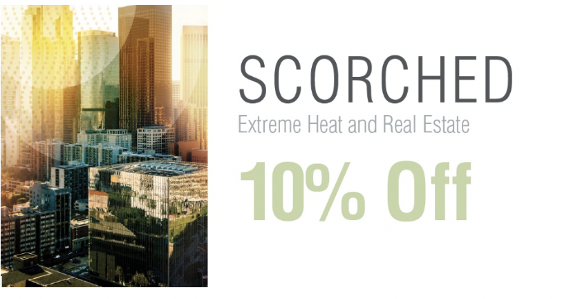 Extreme heat is emerging as a growing risk factor and planning consideration. 'Scorched: Extreme Heat and Real Estate' covers the hot topic of how the real estate industry is responding with design approaches, technologies, and new policies.   https://t.co/PDxw9PCr1w https://t.co/yvWmASgY2B
