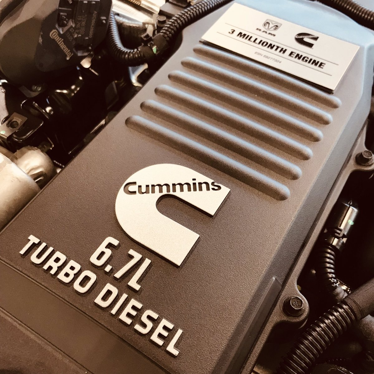 A #trivia question for #TriviaThursday: What year did #Cummins engines become available in #Ram #trucks? #CranbrookDodge #RamCountry #CumminsEngine #RamTruckspic.twitter.com/5TuV6GRwPE