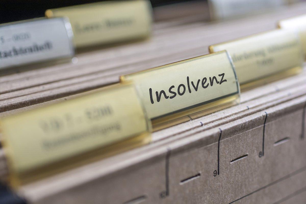 #Insolvenz