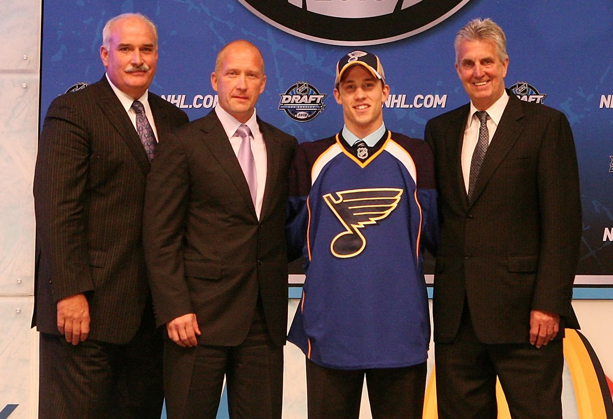 10 years ago today. Time flies when youre having fun. #stlblues