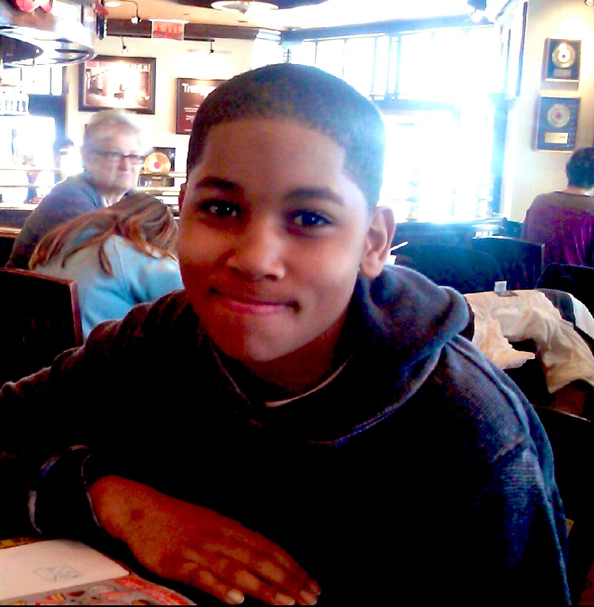 On November 22, 2014, 12-year-old #TamirRice was shot and killed by a Cleveland police officer. Today, he would have been 18. We will continue to fight for justice for Tamir and the countless other Black lives (known and unknown) taken by hands of hatred. #BlackLivesMatter